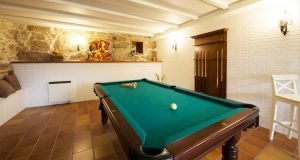 House with Billiards